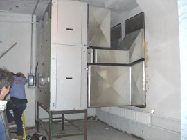 hvac 20 ton unit